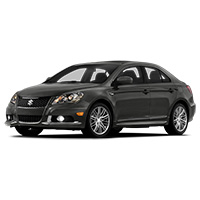 Suzuki Kizashi 2012 Onwards