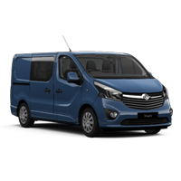 Vauxhall Vivaro Crew Cab 2014 - 2019