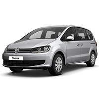 VW Sharan MK2 2010 Onwards