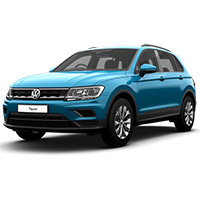 VW Tiguan Boot Liners (2016 Onwards)