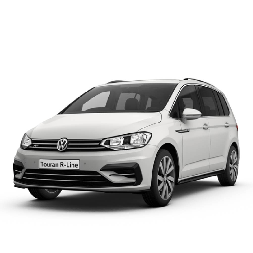 VW Touran Car Mats (2016 Onwards)