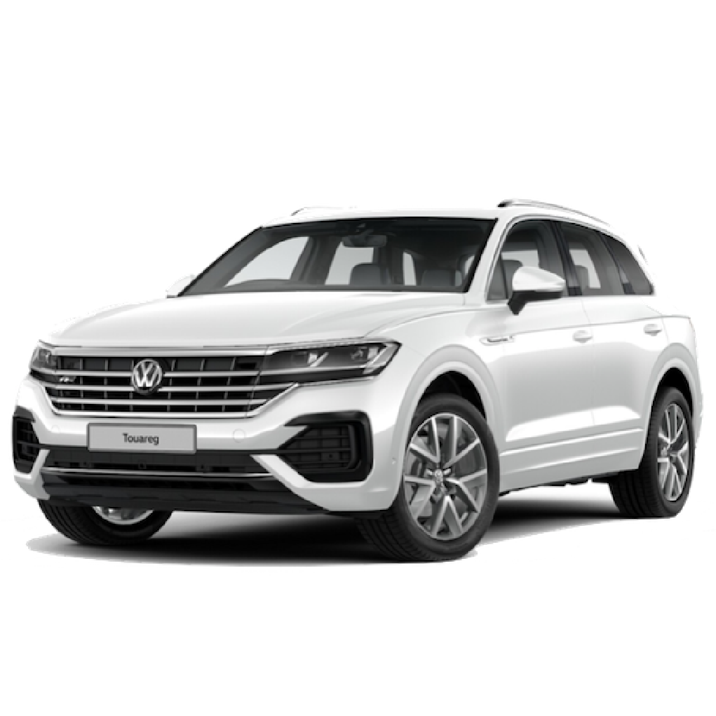 VW Touareg Boot Liners (2018 Onwards)