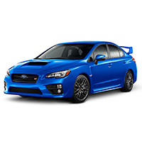 Subaru WRX Boot Liner (2014 Onwards)
