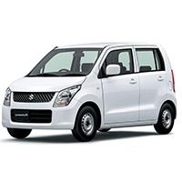 Suzuki Wagon R+ Boot Liner (1997 Onwards)