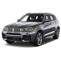 BMW X3 Boot Liners