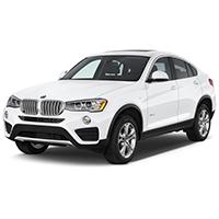 BMW X4 Boot Liner (2014 Onwards)