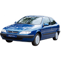 Citroen Xsara Boot Liners (All Models) (1997-2000)