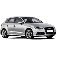 Audi A3 Sportback (2013 Onwards)