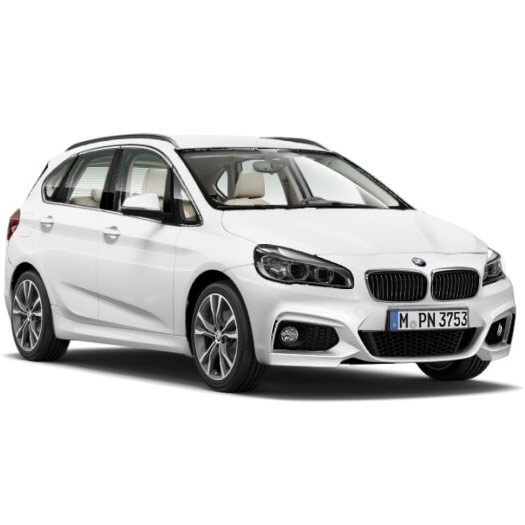 BMW 2 Series Boot Liners (Active Tourer) 2014 Onwards