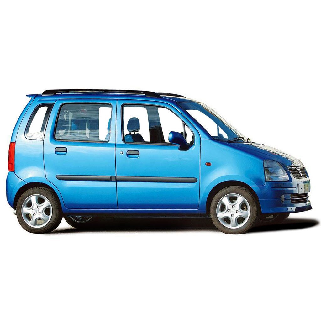 Vauxhall Agila A Boot Liner (2000-2007)