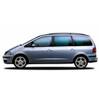 Seat Alhambra Boot Liner (1996-2010)