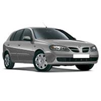 Nissan Almera Boot Liner (2000-2006)
