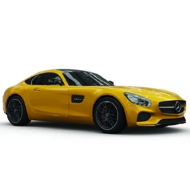 Mercedes AMG GT 2015 Onwards