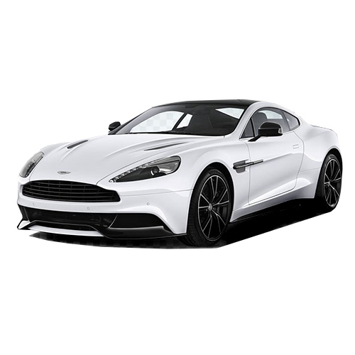 Aston Martin Vantage 2018 onwards
