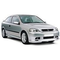 Vauxhall Astra Mk4 (G) / Convertible 1998 - 2004