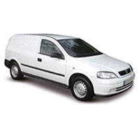 Vauxhall Astra Mk4 Van 1998-2004