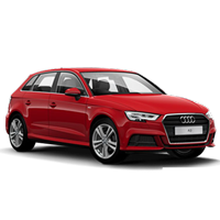 Audi A3 Boot Liners (All Models) (2012 Onwards)