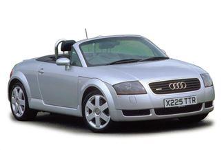 Audi TT Car Mats (All Models)