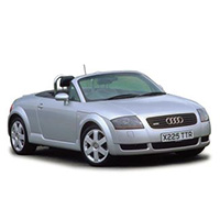 Audi TT Mk1 Convertible + Coupe 1999-2006