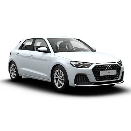 Audi A1 Boot Liners