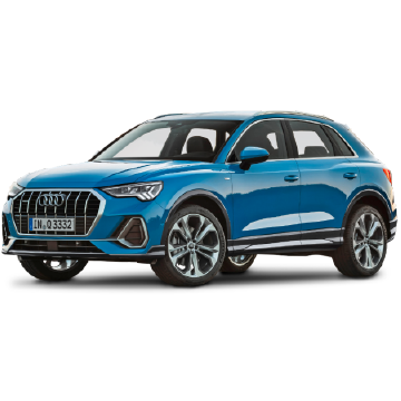 Audi Q3 2018 Onwards