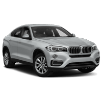 BMW X6 2015 Onwards