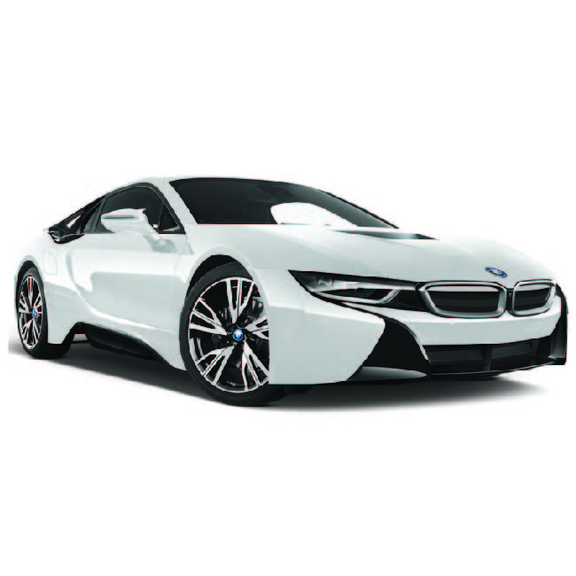 BMW i8 Car Mats 2014 Onwards