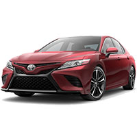 Toyota Camry 2018 Onwards