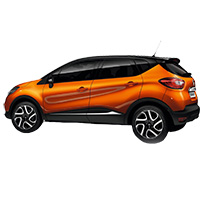 Renault Captur 2013 - 2020