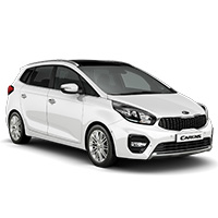 Kia Carens Boot Liners