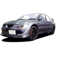 Mitsubishi Lancer Evolution 7&8 2001-2005