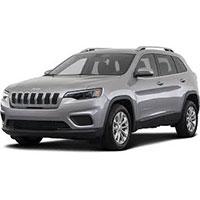 Jeep Cherokee Facelift Boot Liner (2019 Onwards)