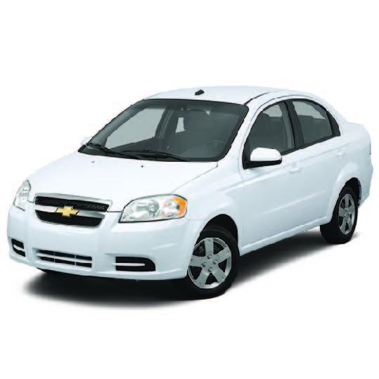 Chevrolet Cruze (2nd Gen) 2008 - 2016