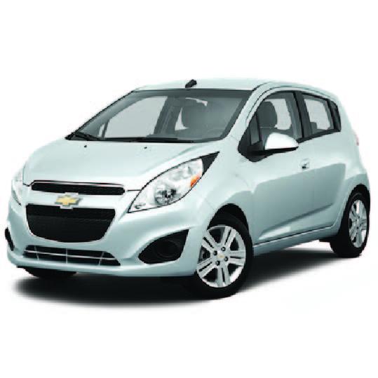 Chevrolet Spark 2009 - 2013