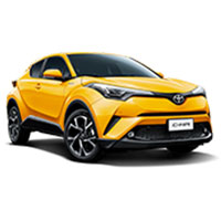 Toyota CH-R Boot Liners