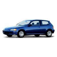 Honda Civic 3dr / 4dr 1988-1992