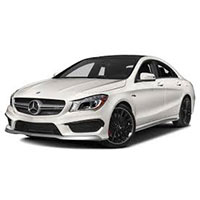 Mercedes CLA (2013 - 2019) Boot Liners