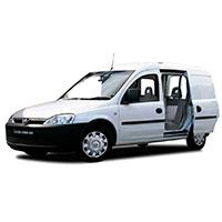 Vauxhall Combo C Crew Cab 2006-2011
