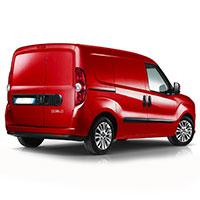 Vauxhall Combo D Crew Cab 2012 - 2017