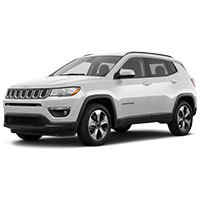Jeep Compass Boot Liners (All Models)