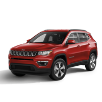 Jeep Compass Boot Liners (2017 Onwards)