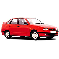 Seat Cordoba Boot Liner (1993-1999)