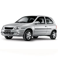 Vauxhall Corsa B Boot Liner (1993-2000)