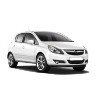 Vauxhall Corsa D Boot Liners (2006 - 2015)