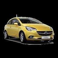 Vauxhall Corsa E Boot Liners (2014 - 2019)