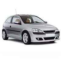 Vauxhall Corsa C 2000-2006