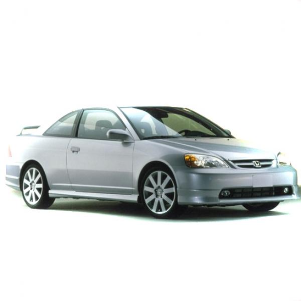 Honda Civic Coupe 2001 - 2003