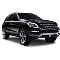 Mercedes ML Class (W166) 2012 Onwards