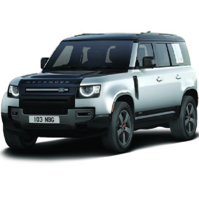 Land Rover Defender 2020 Onwards