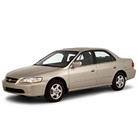 Honda Accord (6th gen) 1998-2002